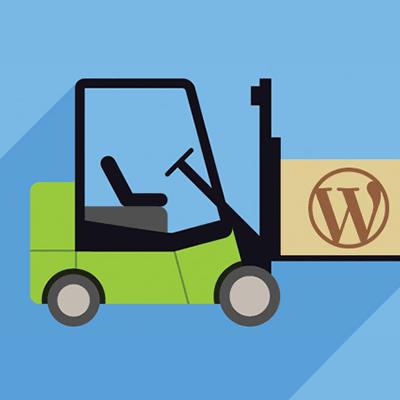 دوره آموزش انتقال سایت وردپرسی با بسته نصبی