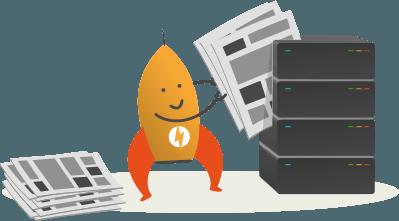 فشرده سازی دیتابیس سایت در افزونه WP Rocket