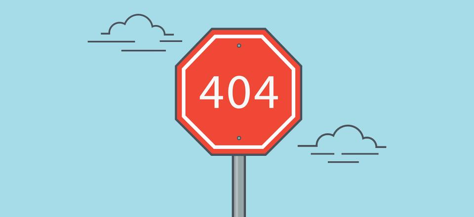 خطای 404 در ورد پرس