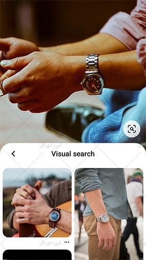 مشاهده تصاویر مشابه در سایت پینترست