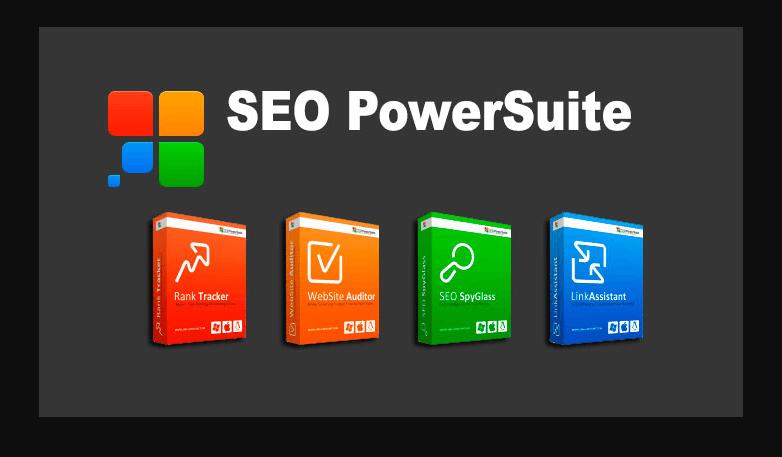 ابزار SEO PowerSuite برای بررسی بک لینک های سایت