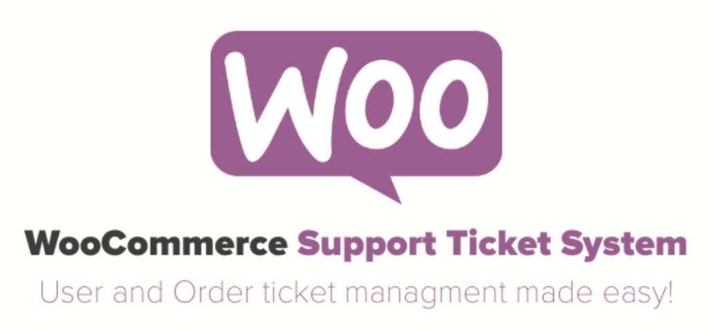 افزونه WooCommerce Support Ticket System برای ووکامرس
