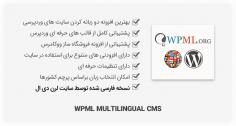 افزونه WPML – چندزبانه کردن سایت وردپرسی